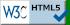 html5 valid